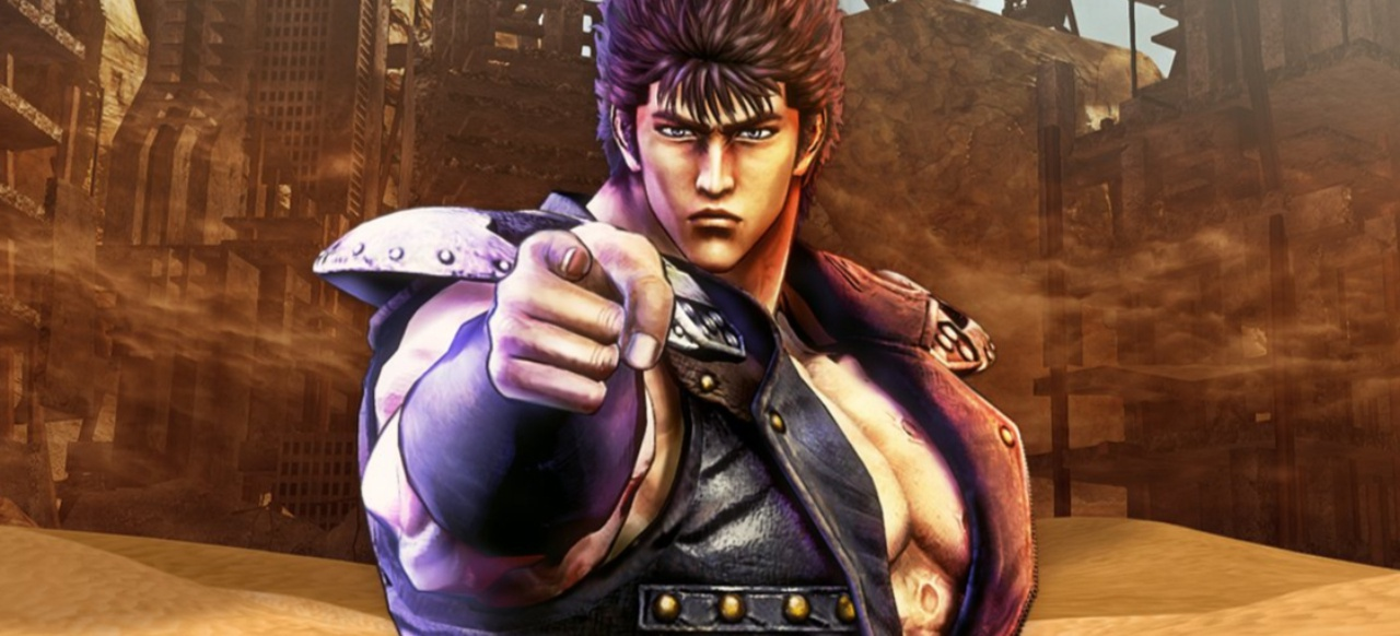 Fist of the North Star: Lost Paradise (Action) von SEGA
