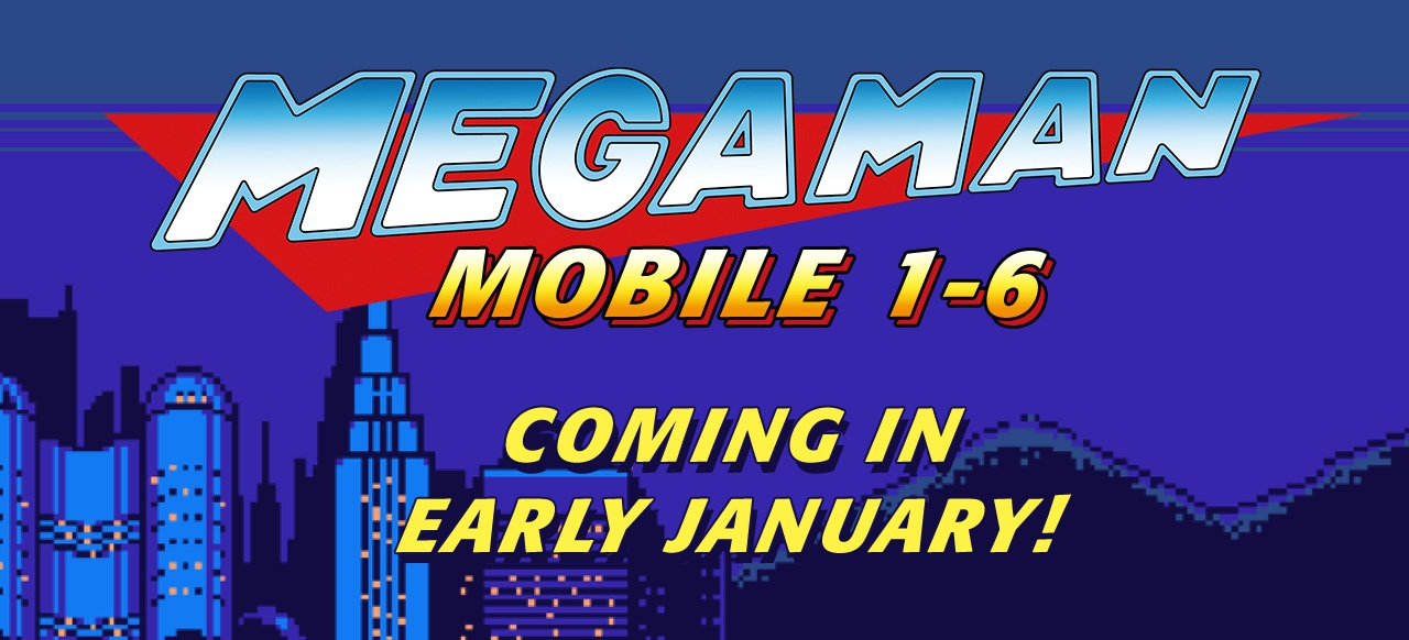 Mega Man Mobile 1 - 6 (Action) von Capcom