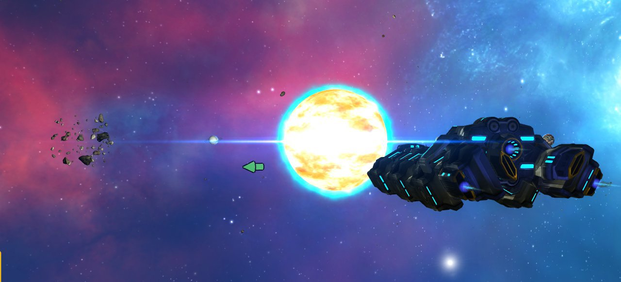 Stellar Tactics (Strategie) von Maverick Games