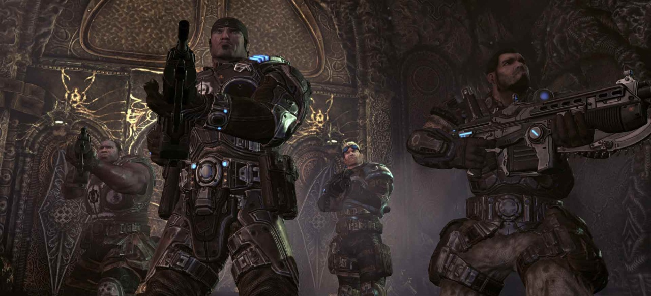 Gears of War 2 (Shooter) von Microsoft