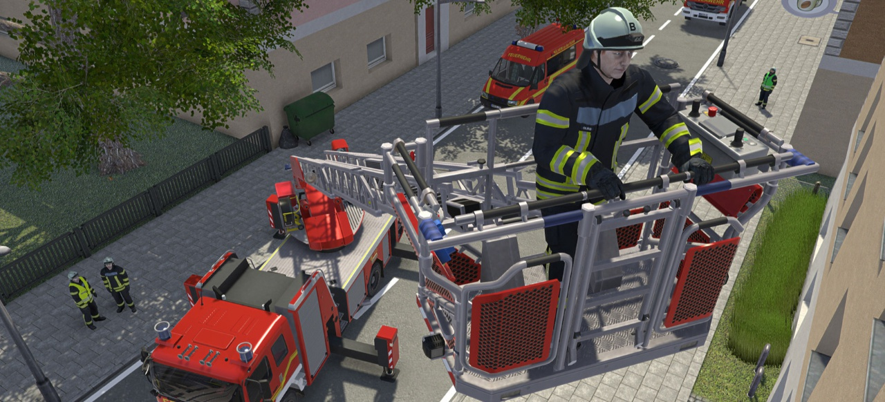 Notruf 112 - Die Feuerwehr Simulation (Simulation) von Aerosoft GmbH