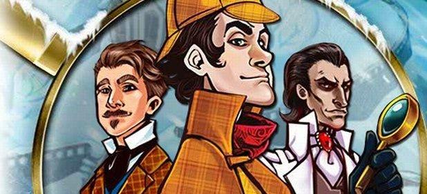 Sherlock Holmes: Geheimnis der gefrorenen Stadt (Adventure) von Focus Home Interactive / Koch Media