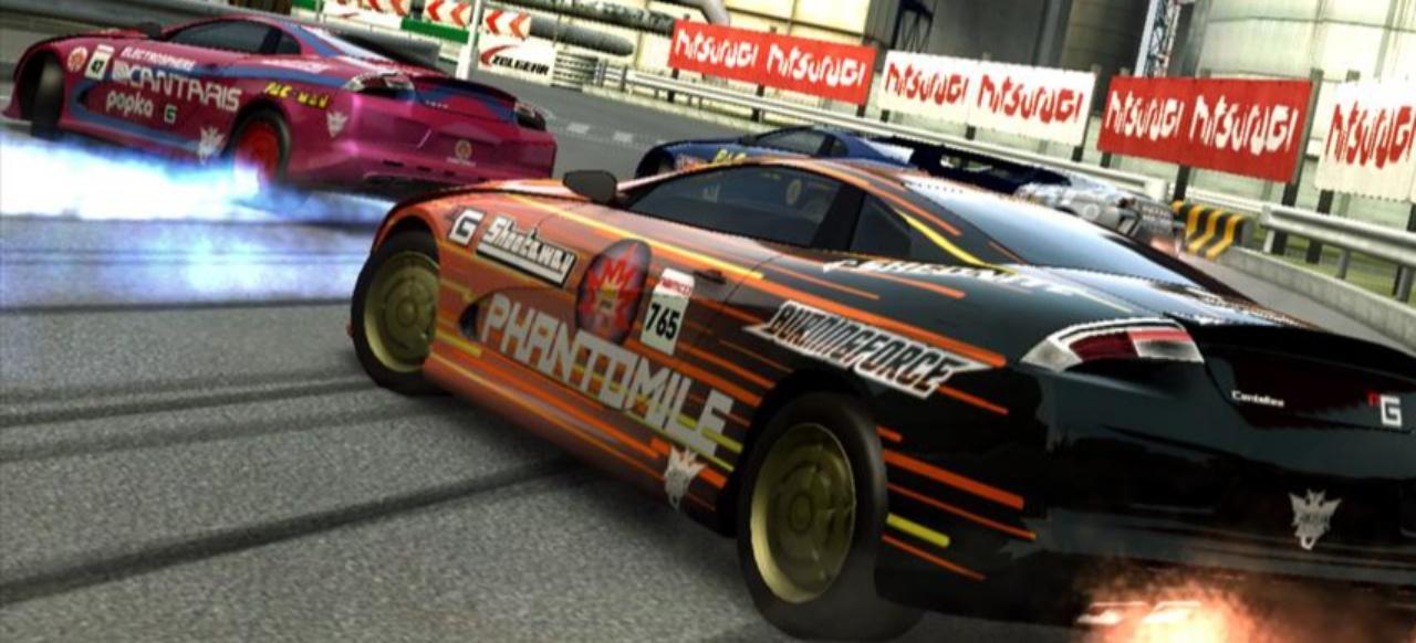 Ridge Racer 8 (Rennspiel) von Bandai Namco