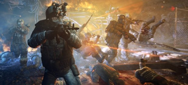 Metro: Last Light (Shooter) von Deep Silver