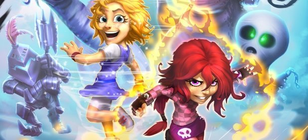 Giana Sisters: Twisted Dreams (Geschicklichkeit) von bitComposer Games