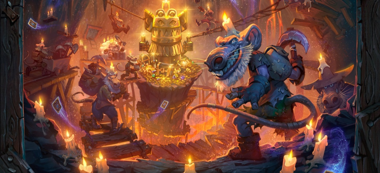 Hearthstone: Kobolde & Katakomben (Strategie) von Blizzard Entertainment