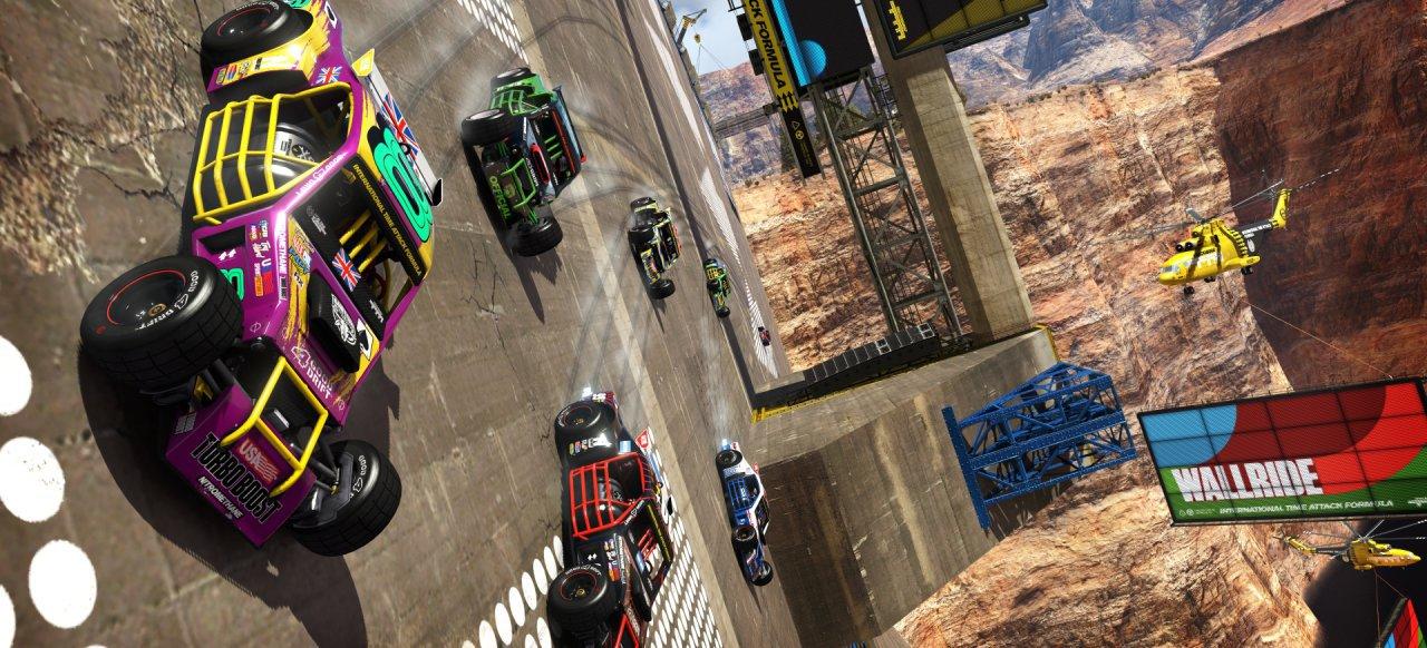 Trackmania Turbo (Rennspiel) von Ubisoft