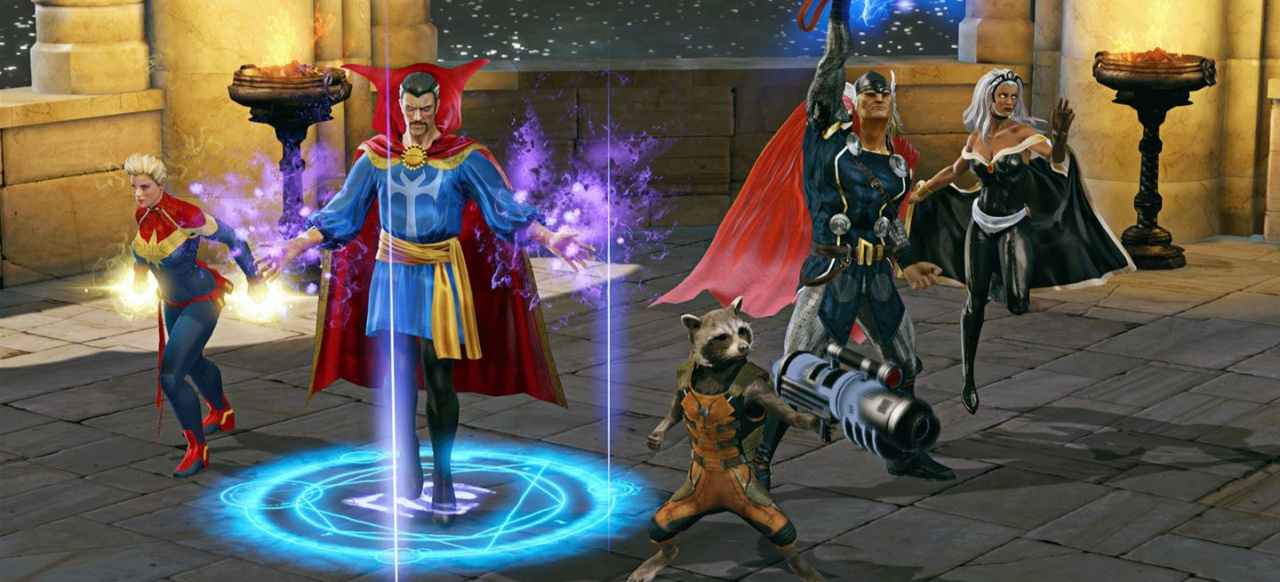 Marvel Heroes (Rollenspiel) von Gazillion Entertainment
