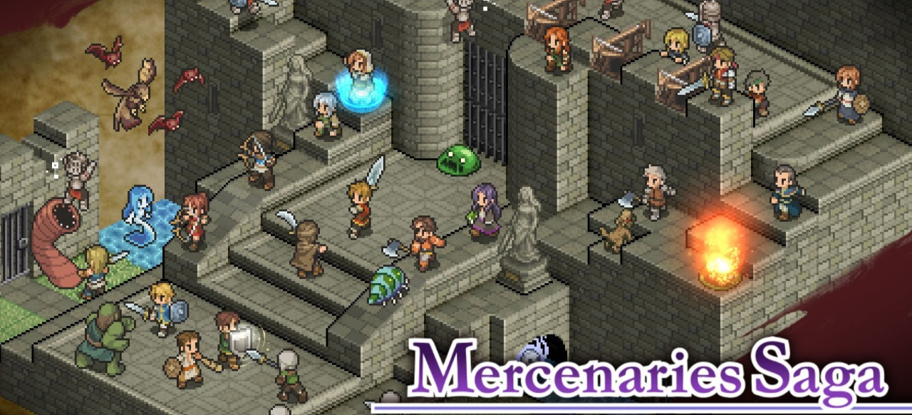 Mercenaries Saga Chronicles (Rollenspiel) von Circle Entertainment