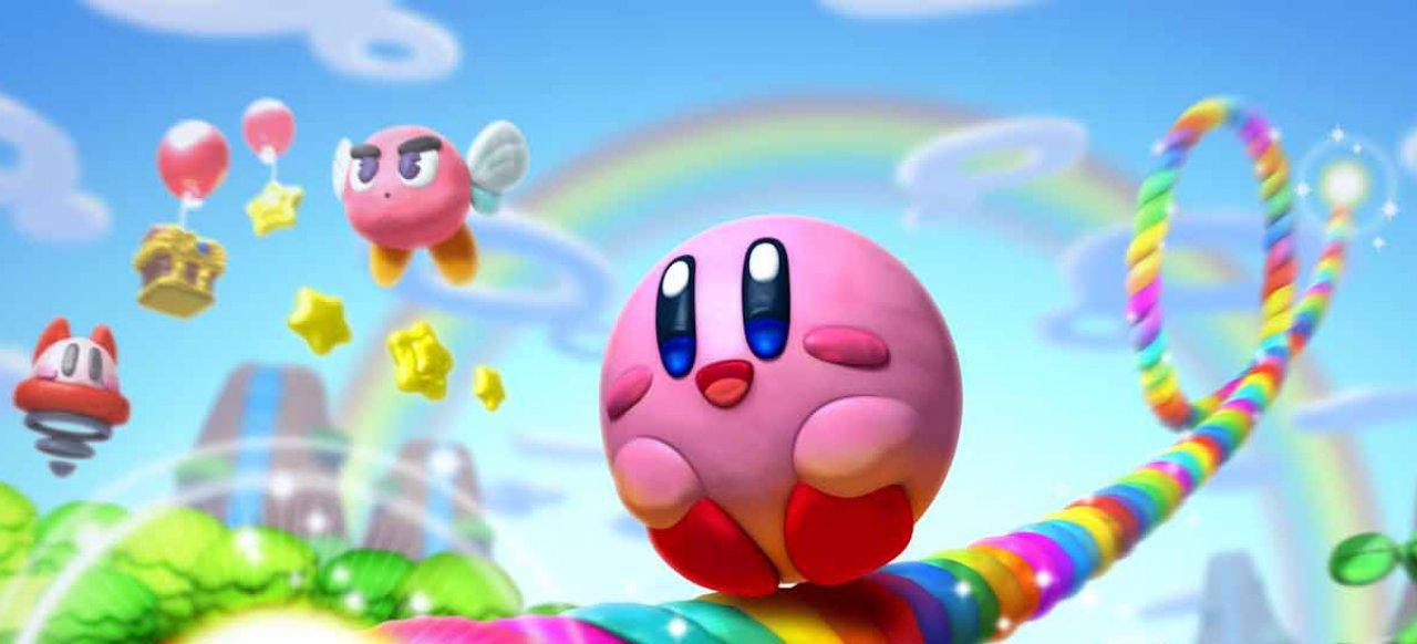 Kirby und der Regenbogen-Pinsel (Geschicklichkeit) von Nintendo