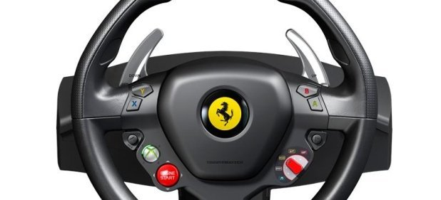 Ferrari 458 Italia Racing Wheel (Hardware) von Thrustmaster