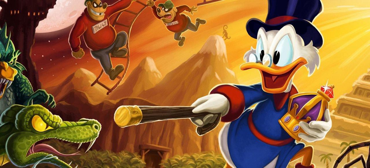Duck Tales: Remastered (Geschicklichkeit) von Capcom / Disney (Mobile)