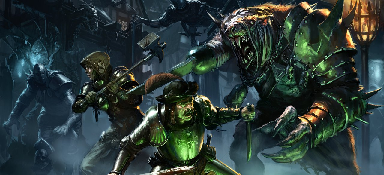 Mordheim: City of the Damned (Rollenspiel) von Focus Home Interactive