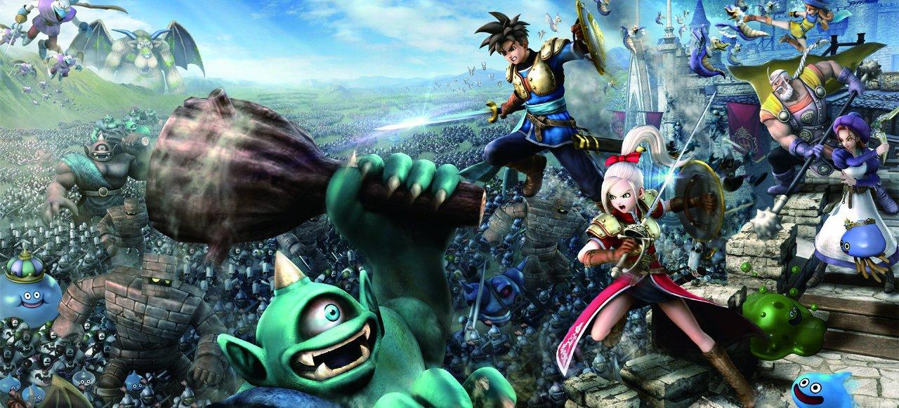 Dragon Quest Heroes: Der Weltenbaum und der Tyrann aus der Tiefe (Rollenspiel) von Square-Enix