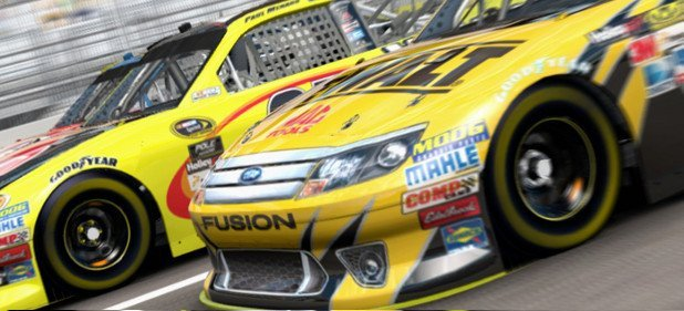 NASCAR The Game: Inside Line (Rennspiel) von Activision