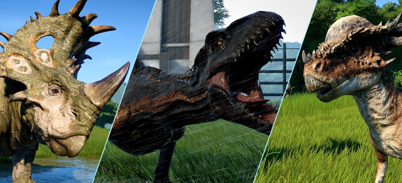 Jurassic World Evolution: Dr. Wus Geheimnisse (Strategie) von Frontier Developments