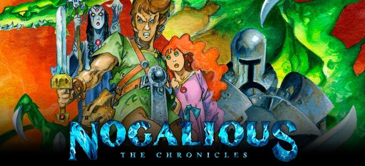 Nogalious (Geschicklichkeit) von Luegolu3go Studios