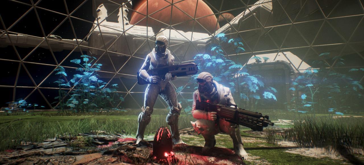 Genesis Alpha One (Shooter) von Team17