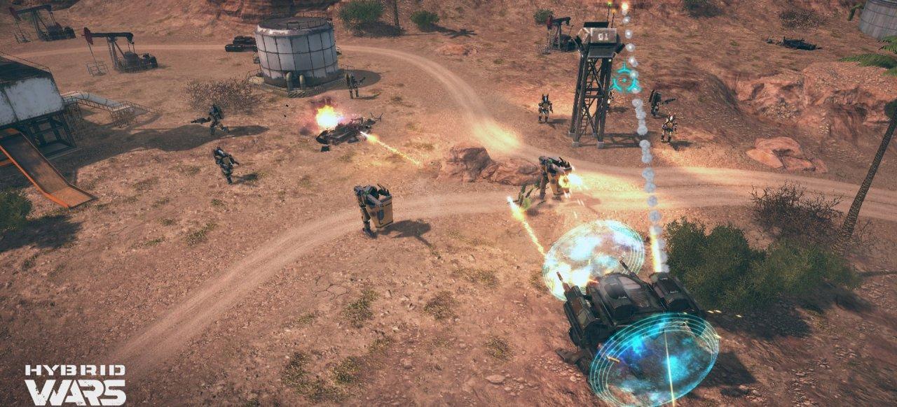 Hybrid Wars () von WG Labs