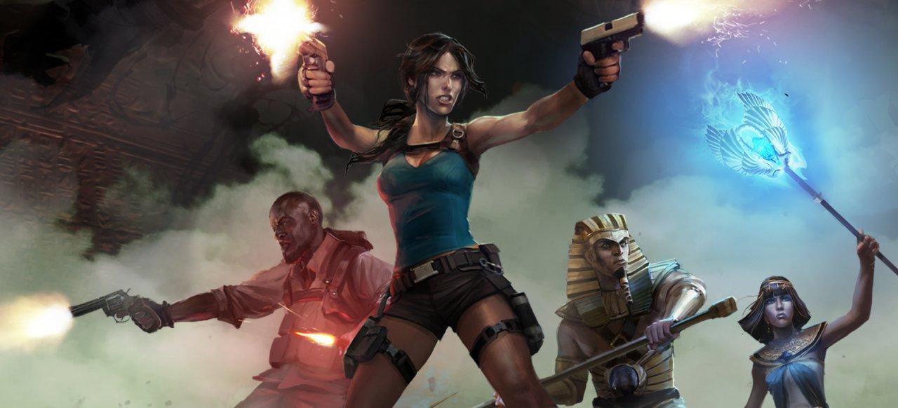 Lara Croft und der Tempel des Osiris (Action) von Square Enix