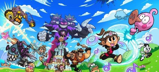 HarmoKnight (Geschicklichkeit) von Nintendo