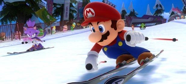 Mario & Sonic bei den Olympischen Winterspielen: Sotschi 2014 (Sport) von Nintendo