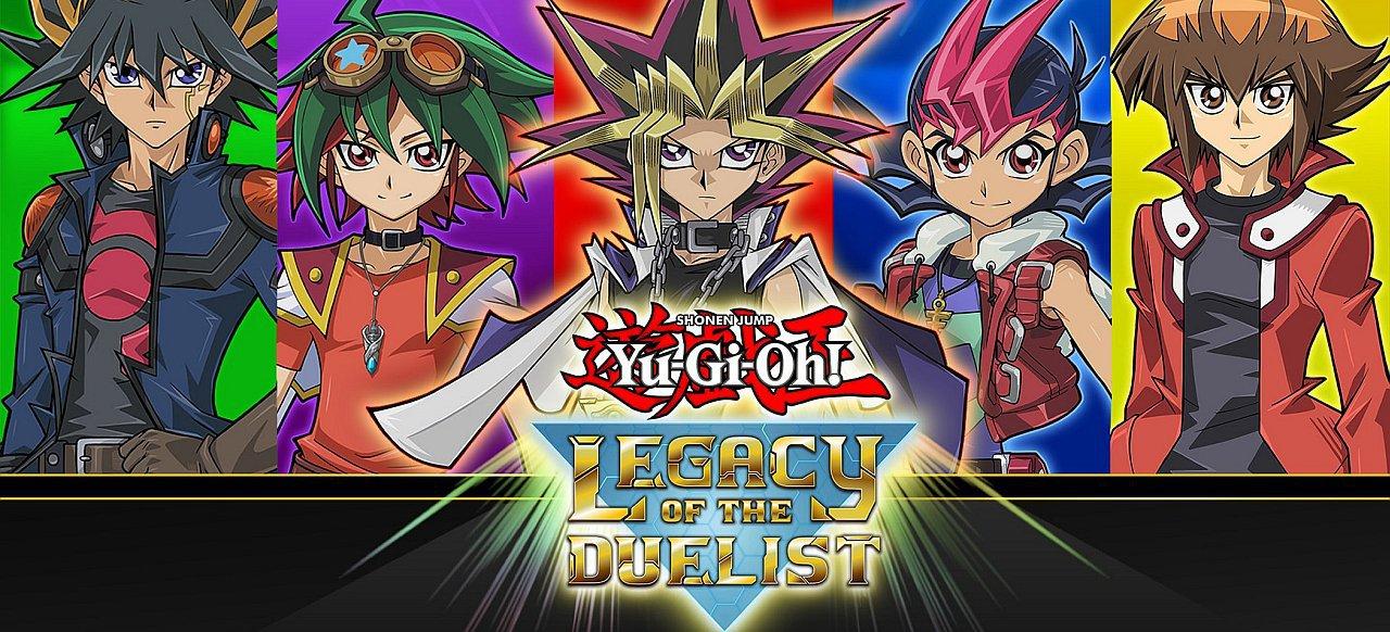 Yu-Gi-Oh! Legacy of the Duelist (Strategie) von Konami