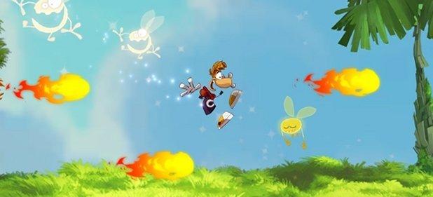 Rayman Jungle Run (Geschicklichkeit) von Ubisoft