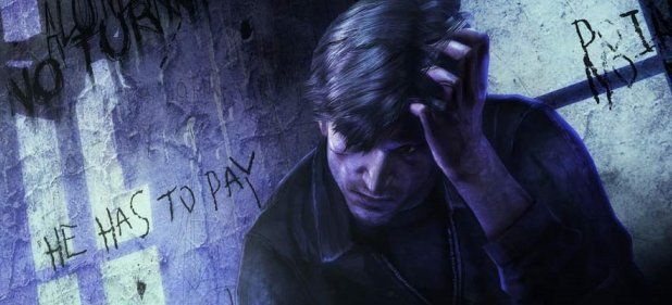 Silent Hill: Downpour (Action) von Konami