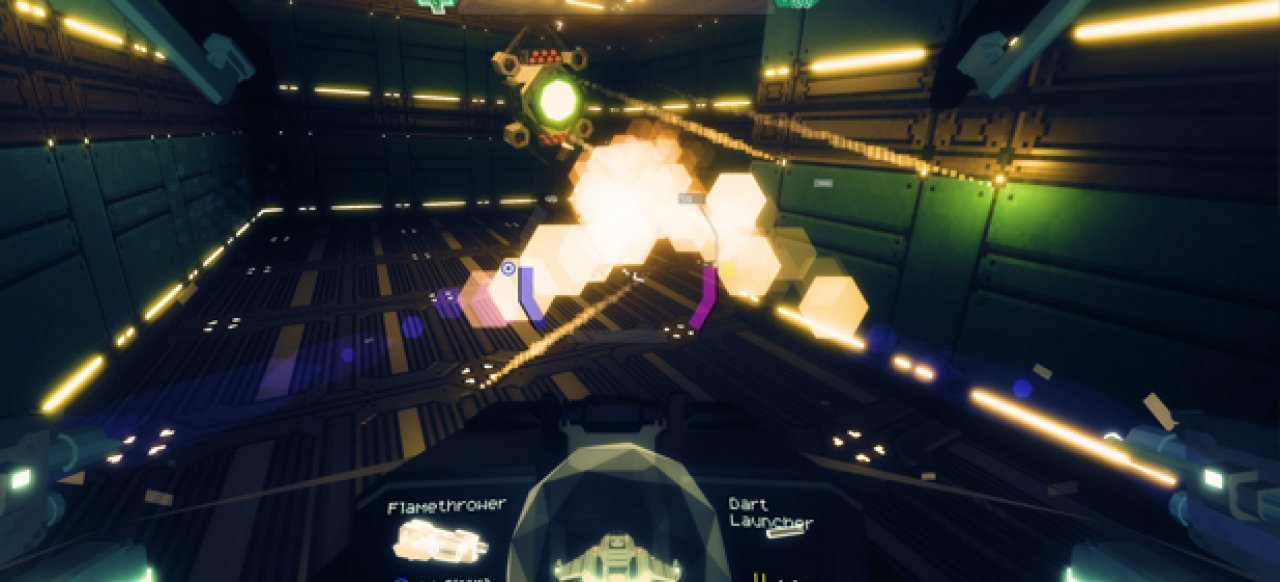 Sublevel Zero (Shooter) von Mastertronic