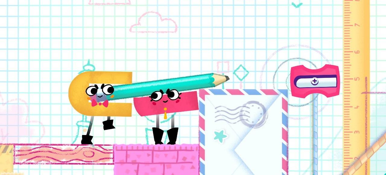 Snipperclips  (Geschicklichkeit) von Nintendo