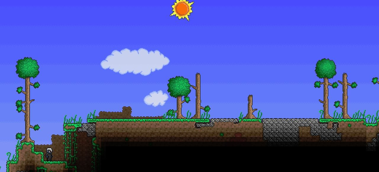Terraria (Action) von Re-Logic (PC) / 505 Games (360, PS3 & PSV)