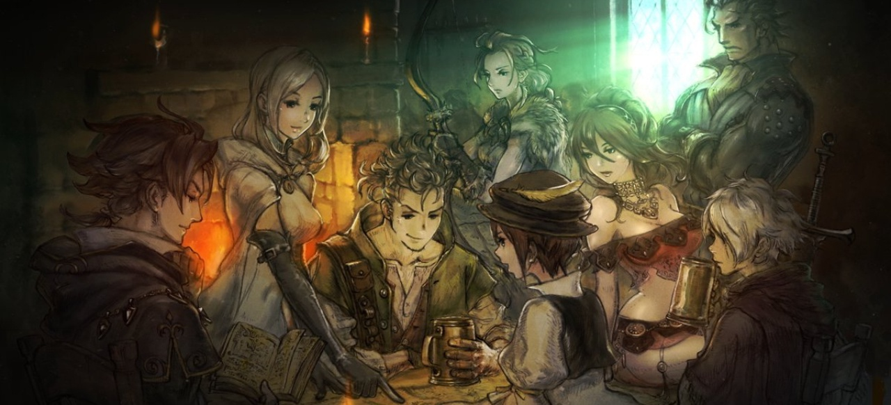 Project Octopath Traveler (Rollenspiel) von Square Enix