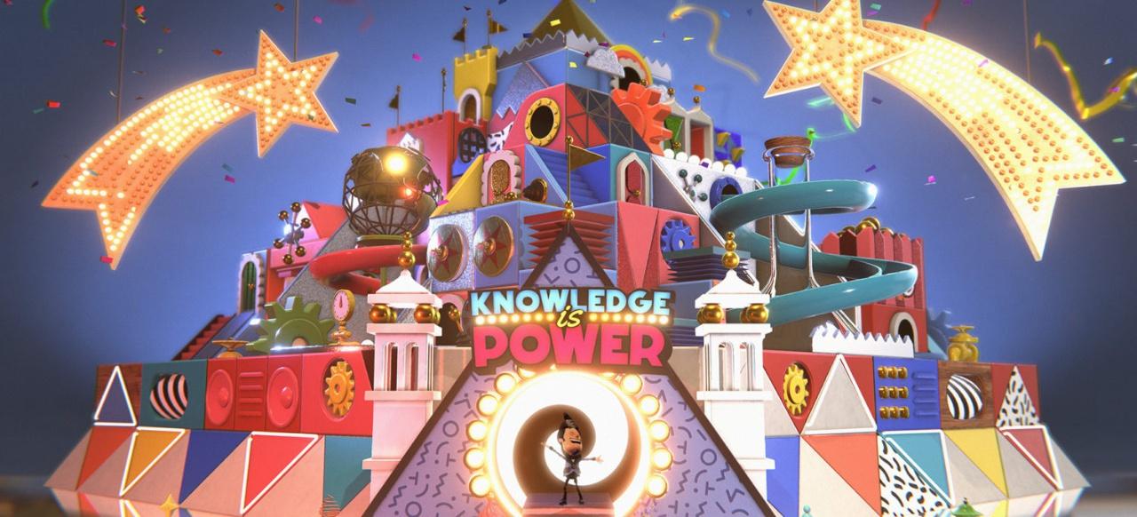 Wissen ist Macht (Geschicklichkeit) von Sony Interactive Entertainment