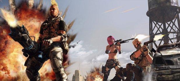 Bullet Run (Shooter) von Sony Online Entertainment