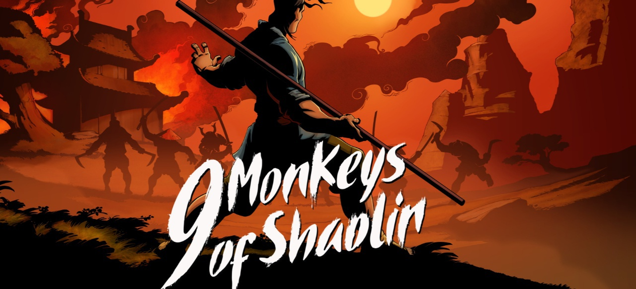 9 Monkeys of Shaolin (Action) von Buka Entertainment