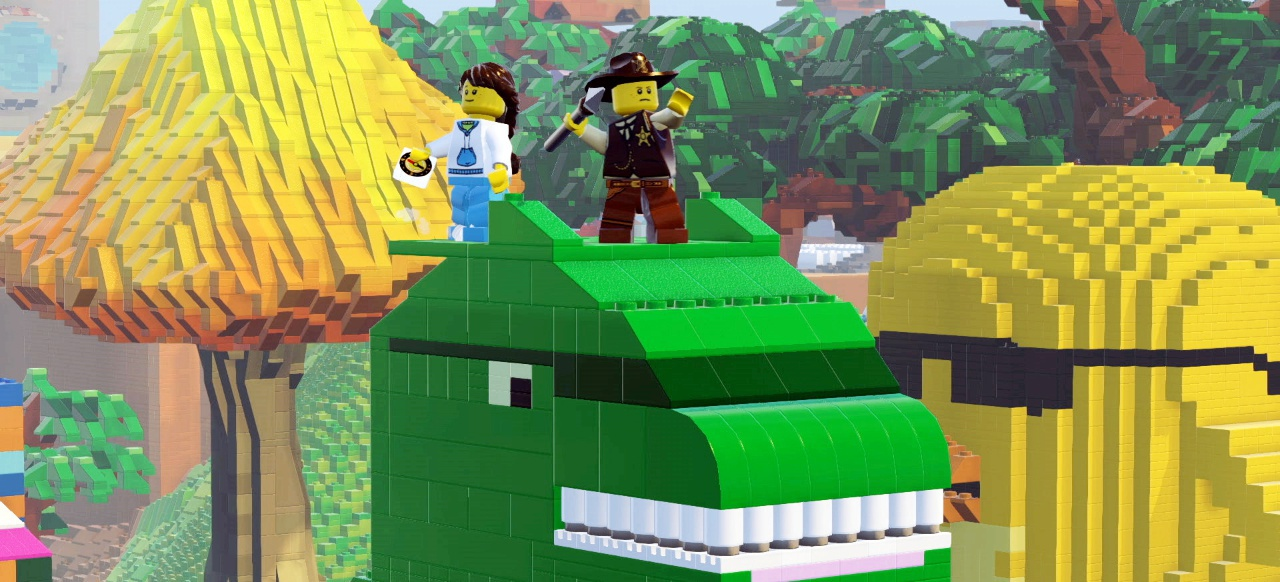 Lego Worlds (Adventure) von Warner Bros. Interactive Entertainment