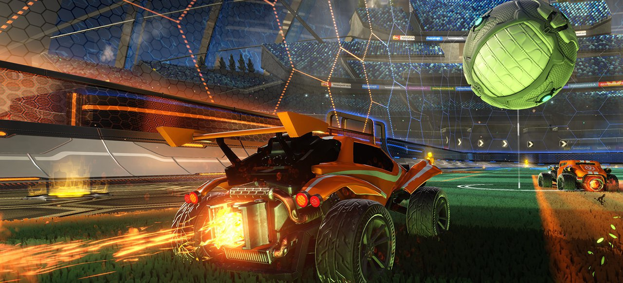 Rocket League (Sport) von Psyonix
