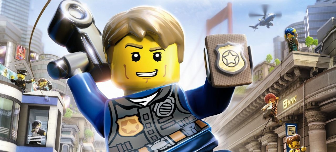 Lego City: Undercover (Action) von Warner Bros. Interactive Entertainment