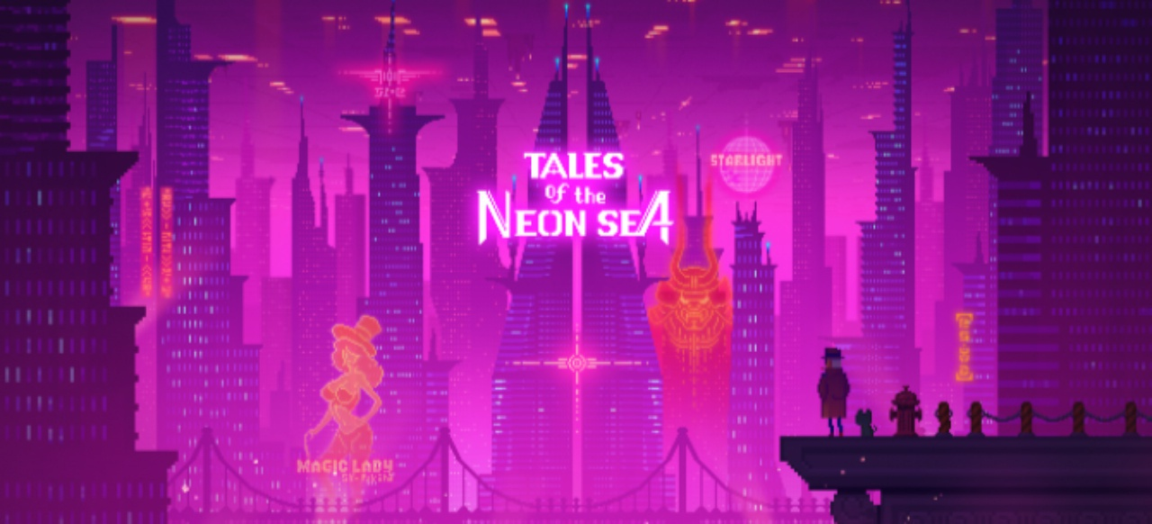 Tales of the Neon Sea (Adventure) von Zodiac Interactive