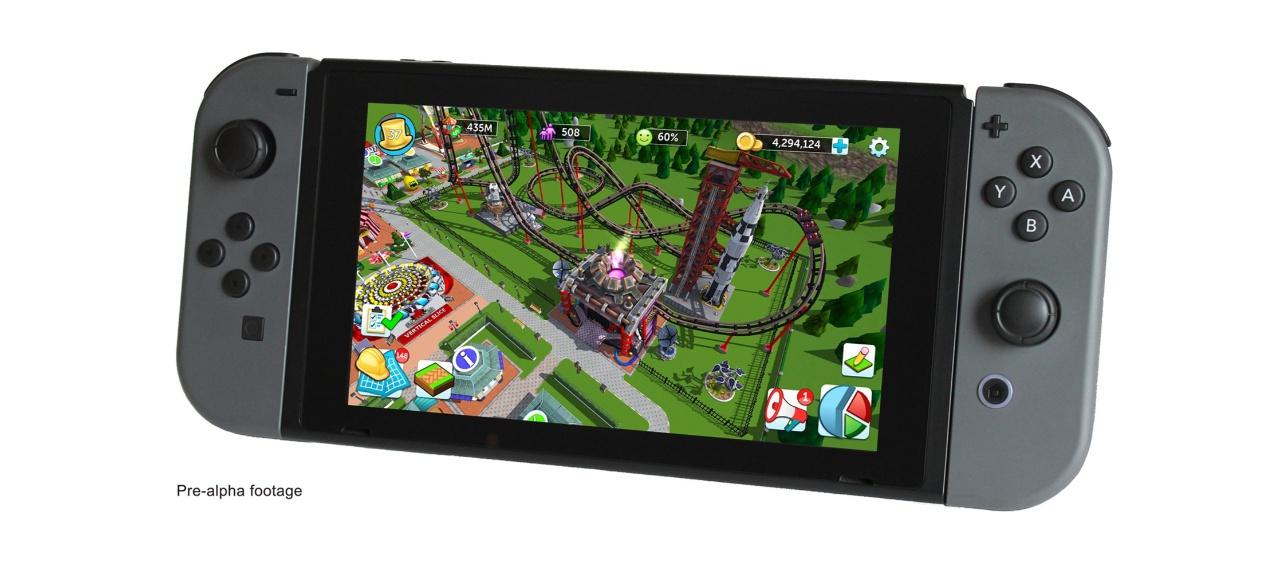 RollerCoaster Tycoon Adventures (Strategie) von Atari Game Partners / Bigben Interactive