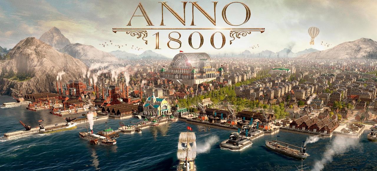 Anno 1800 (Strategie) von Ubisoft