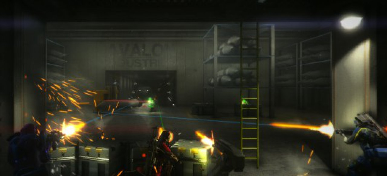 Hollowpoint (Action) von Paradox Interactive