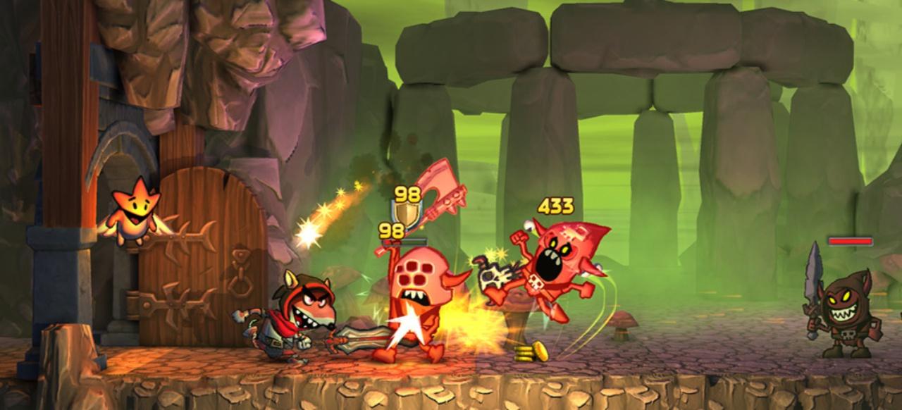 Dungeon Stars (Rollenspiel) von Riposte Games