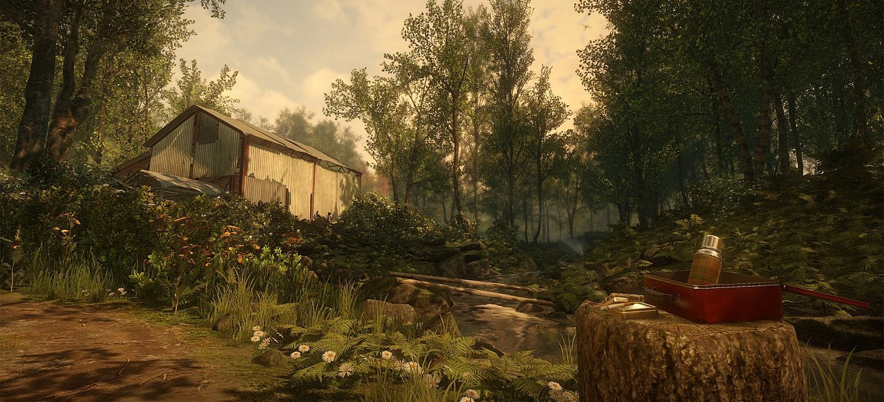 Everybody's Gone to the Rapture (Adventure) von Sony / PlayStation Mobile
