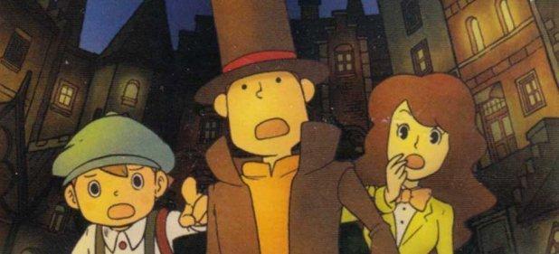 Professor Layton und der Ruf des Phantoms (Adventure) von Nintendo