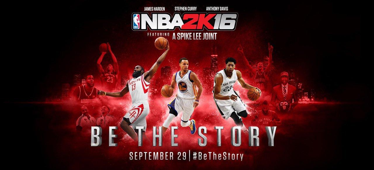 NBA 2K16 (Sport) von 2K Sports