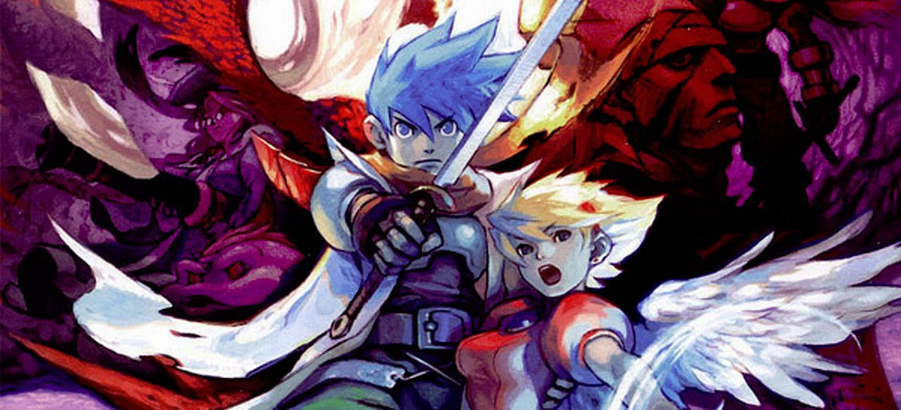 Breath of Fire 3 (Rollenspiel) von Capcom