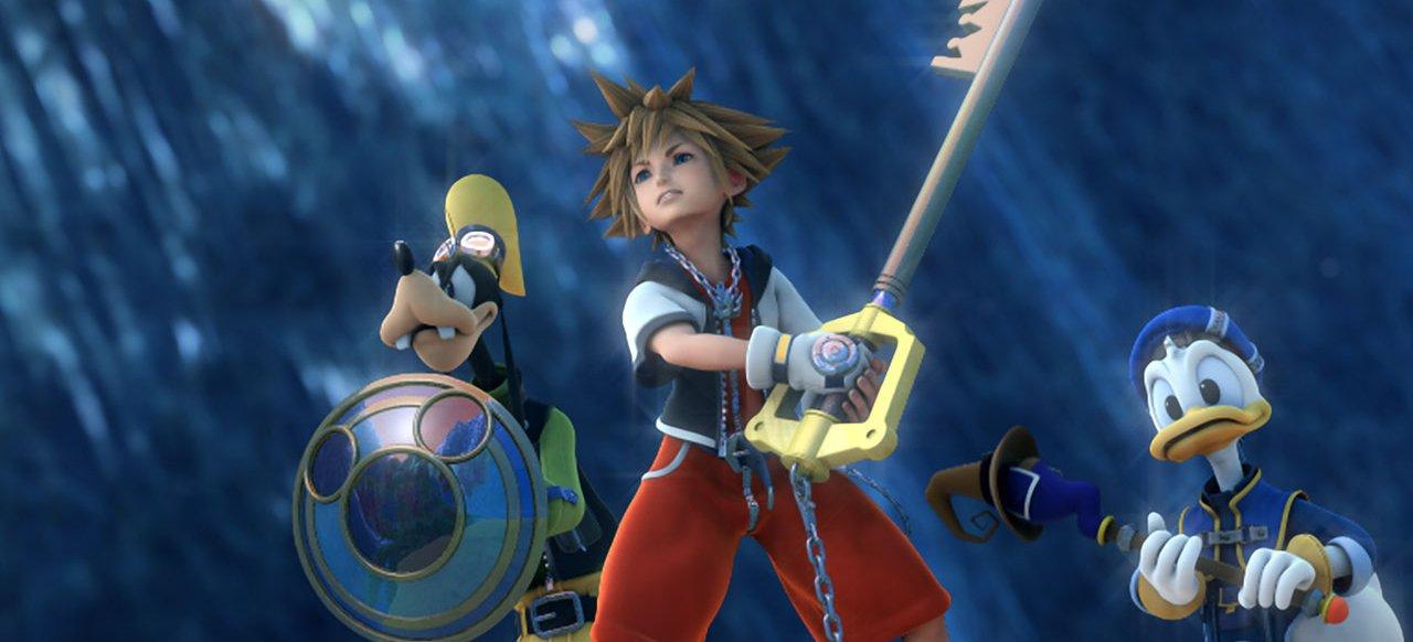 Kingdom Hearts HD 2.5 ReMIX (Rollenspiel) von Square Enix