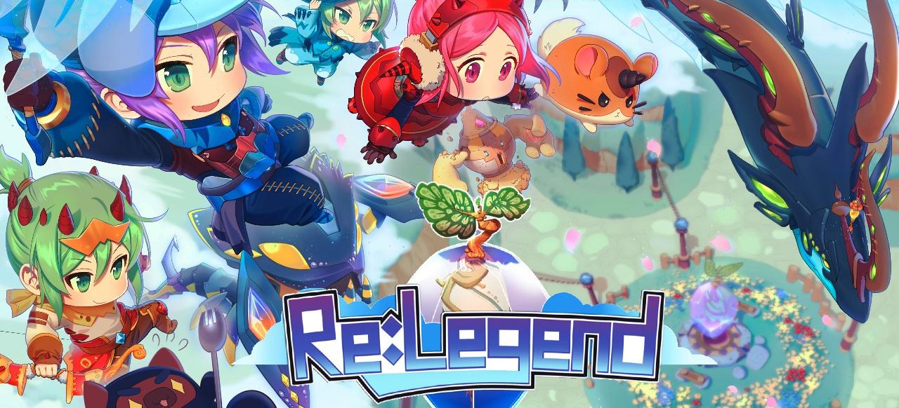 Re:Legend (Rollenspiel) von